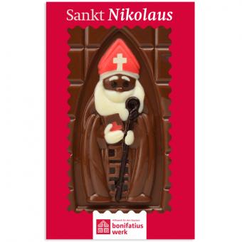 Schoko-Nikolaus-Tafel