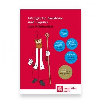 """Broschüre """"Liturgische Bausteine"""""""