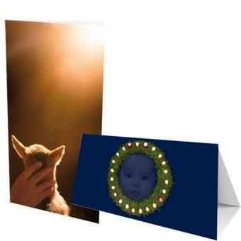 Weihnachtskarten-Set C