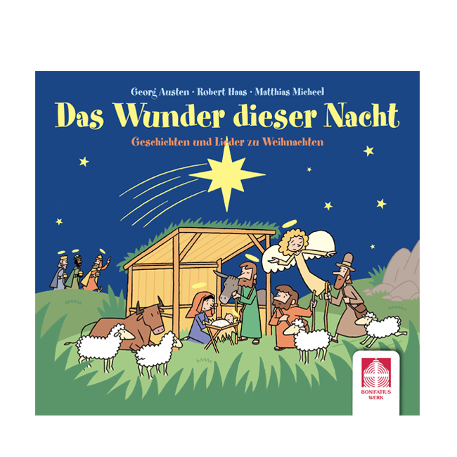 """CD """"Das Wunder dieser Nacht"""""""