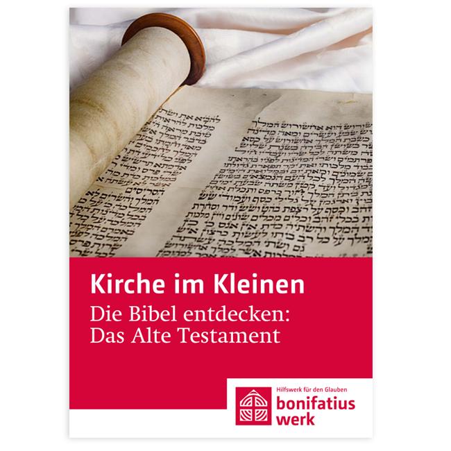 """Kirche im Kleinen (25er Paket): """"Die Bibel entdecken: Das Alte Testament"""""""