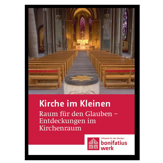 """Kirche im Kleinen (25er Paket): """"Entdeckungen im Kirchenraum"""""""