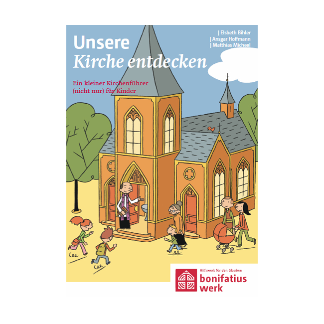 """Heft """"Unsere Kirche entdecken"""""""