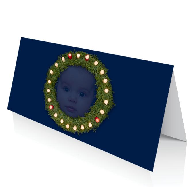 """Weihnachtskarte 2018: """"Mehr Licht"""""""